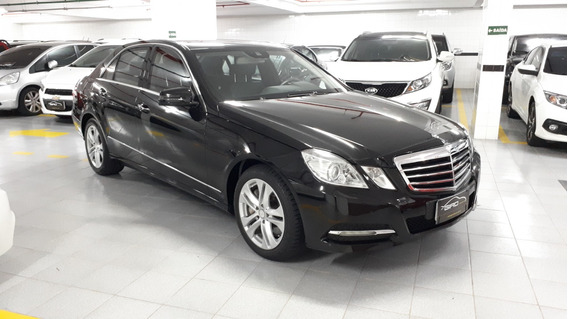 Mercedes E 500 5.5 V8 Guard Vr4 2011 Blindada 22 Mil Km