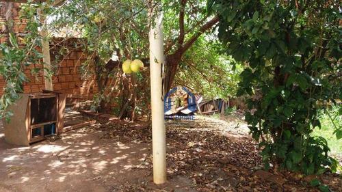 Casa Residencial À Venda, Jardim Santo Antônio, São José Do Rio Preto - Ca1581. - Ca1581