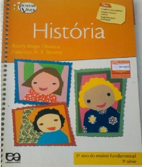 História 2º Ano Do Ensino Fundamental.