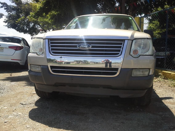 Ford Explorer 2006 Gas Natural Excelentes Condiciones