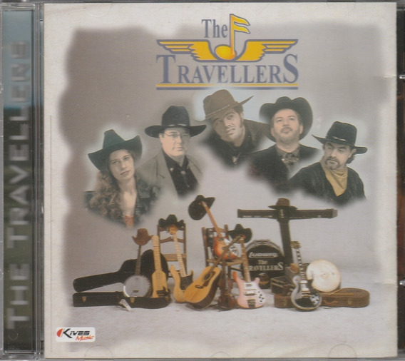 Cd The Travellers - 1999