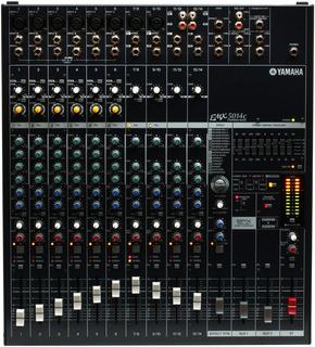 Yamaha Emx5014c Consola Potenciada 500+500w