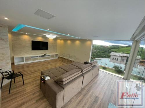 Chácara Para Venda Em Itatiba, Condomínio Cachoeiras Do Imaratá, 4 Dormitórios, 2 Suítes - Ch0013_2-1157297