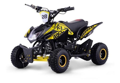 Mini Quadriciclo 50cc Com Partida Elétrica - Jota Mini Motos