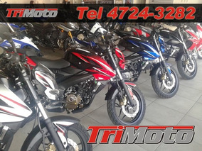 Bajaj Ns 200cc 0 Km Trimoto Financio Dni Ahora12 Ahora18 *