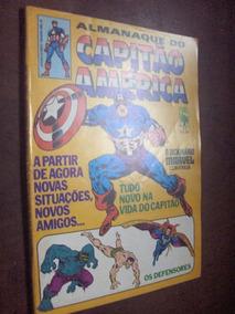 Almanaque Do Capitão America N 53 De 1983