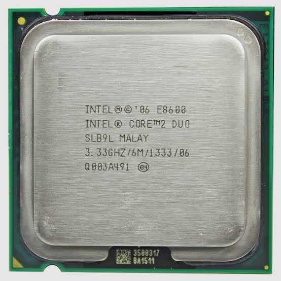 Processador Intel Core 2 Duo E8600 Lga775