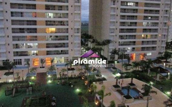 Apartamento Com 3 Dormitórios À Venda, 131 M² Por R$ 640.000,00 - Jardim Das Indústrias - São José Dos Campos/sp - Ap11046
