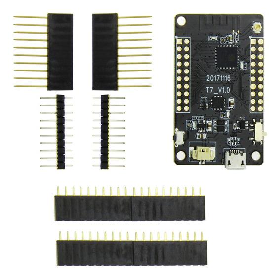 Magideal Esp32 Módulo Bluetooth 4mb Spi Flash Development C