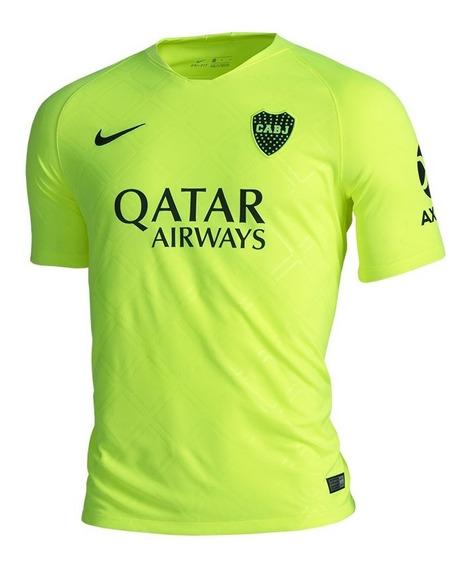 Camiseta Nike Boca Juniors Stadium 3rd Niño