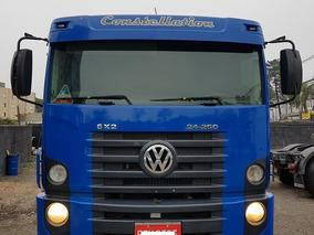 Vw 24250 2011 Truck Com Ar Condicionado Mb Atego 2426 Vm 270
