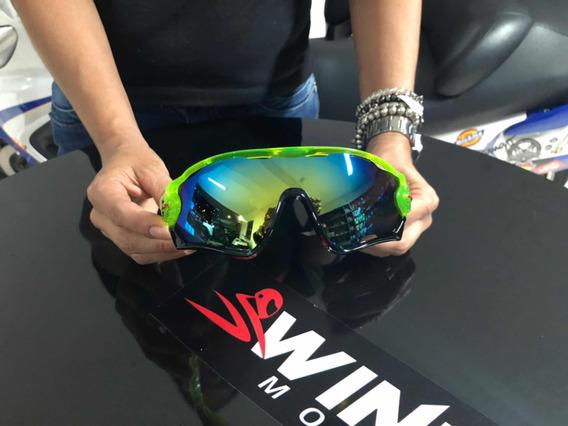 Óculos Esportivo Para Esportes Náuticos E Motociclístico