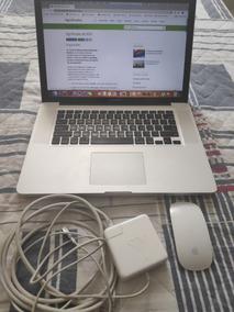 Macbook Pro I7 15pol 16gb 512 Ssd Com Magic Mouse