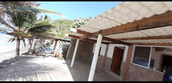 Casa De Playa Vacacional Despues De Los Caracas Cv-lcc001