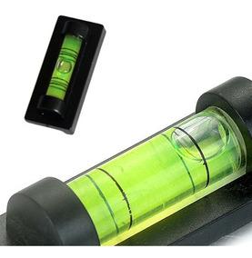 Nível Bolha Cilindrico 40 X 10 Mm C/ Base Magnetica