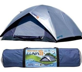 Barraca De Camping Luna Iglu 6 Pessoas - Mor