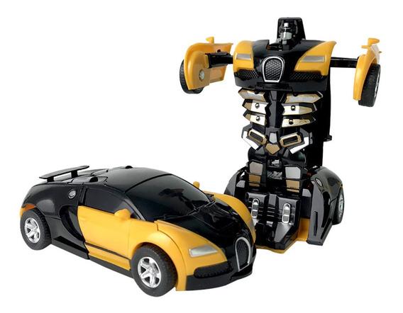 1:32 Pull Back The Colisão Car Crianças Deformação Carro Rob