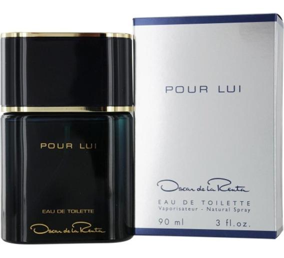 Perfume Masculino Francês Pour Lui By Oscar De La Renta 90ml