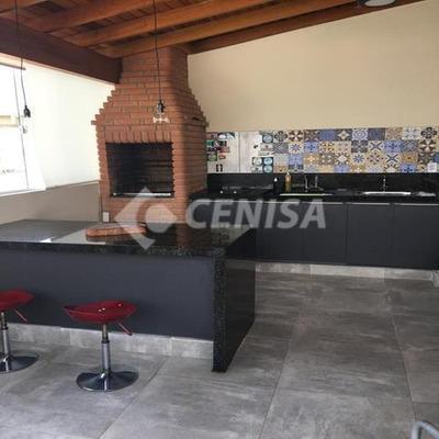 Cobertura Com 2 Dormitórios À Venda, 110 M² Por R$ 300.000 - Condomínio Spazio Illuminare - Indaiatuba/sp - Co0019