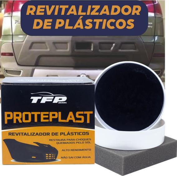Revitalizador De Plásticos Automotivos Premium Barato