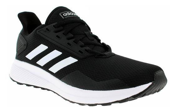 Zapatilla Hombre adidas Duramo 9 Running Original Ngo/ngo