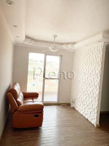 Imagem 1 de 12 de Apartamento À Venda Em Residencial Parque Da Fazenda - Ap016219