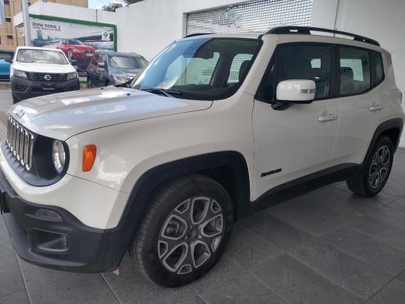Jeep Renegade Latitude 1.8 Soni Campestre