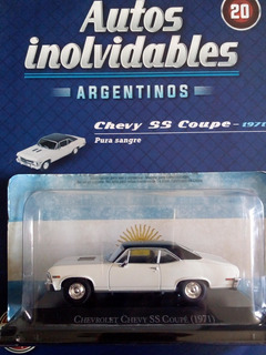 Autos Inolvidables Argentinos Chevy Coupe Nº20 Salvat
