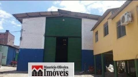 Área Industrial Para Locação Em Salvador, Águas Claras - 54453_2-321562