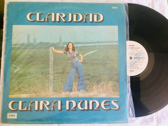 Lp Clara Nunes (importado Argentina)