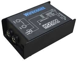 Direct Box Wireconex Wdi-600 Passivo