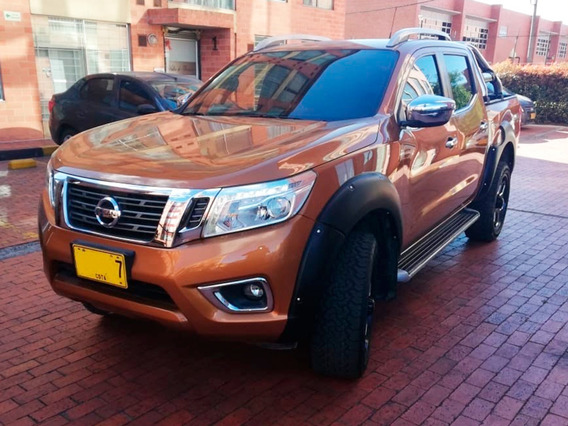 Nissan Frontier Np300 2.5cc Aa At 4x4 Td Fe