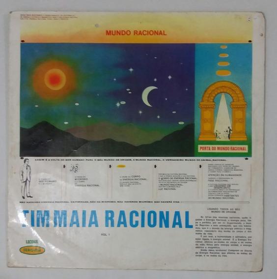 Lp - Tim Maia - Racional (vol.01) 1975 Seroma