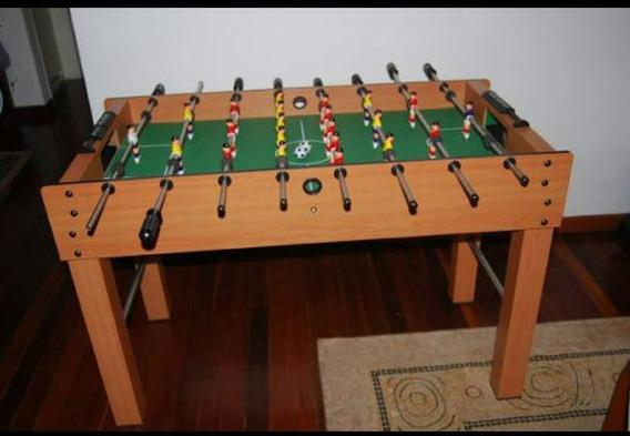 Mesa Futbolito Profesional Grande Jeidy Toys280vrdes