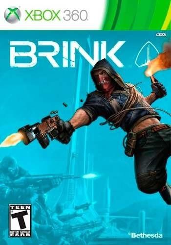 Jogo Brink Xbox360 Ntsc Midia Fisica Original