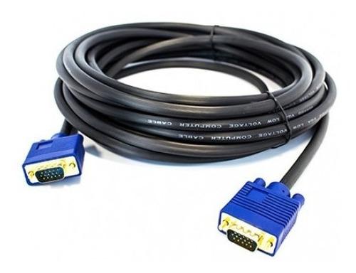 Cable Vga De 10 Metros Para Monitor Video Ncv-39-10