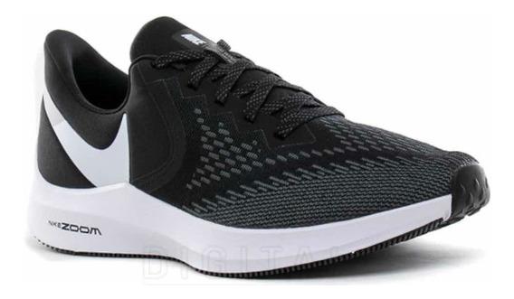Zapatillas Zoom Winflo 6 Nike Running De Hombre