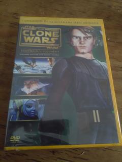 The Clone Wars Temporada 1 Volumen 4 ( Star Wars )