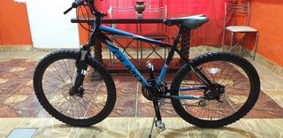 Bicicleta Olmo Safari 26 Aluminio Disco Shimano