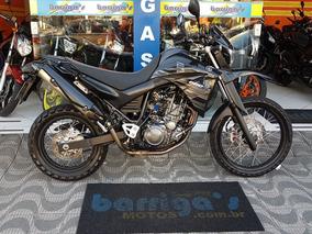 Yamaha Xt 660r 2013 Preta Impecável