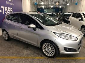 Ford Fiesta 1.6 16v Titanium Flex Powershift 5p - Montes Car