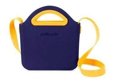 Bolsa Flix Pj3459 Azul/amarelo Original C/nota