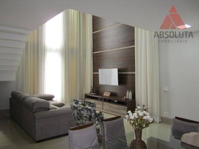 Casa Com 3 Dormitórios À Venda, 195 M² Por R$ 750.000 - Jardim Terramérica Ii - Americana/sp - Ca2413