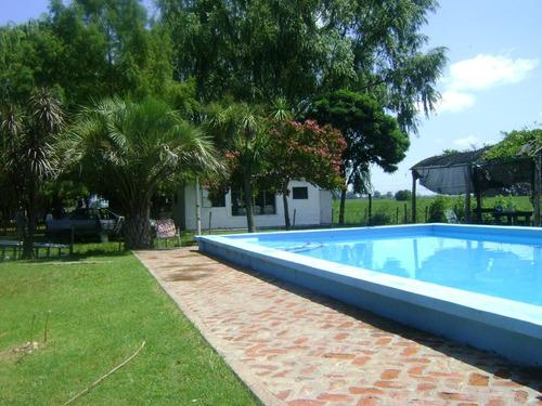 Imagen 1 de 11 de Alquiler Hermosa Quinta Ubicada A 180 Km De Cap