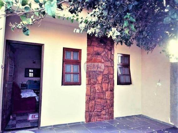 Casa Residencial À Venda, Jardim Itamarati, Botucatu. - Ca0407