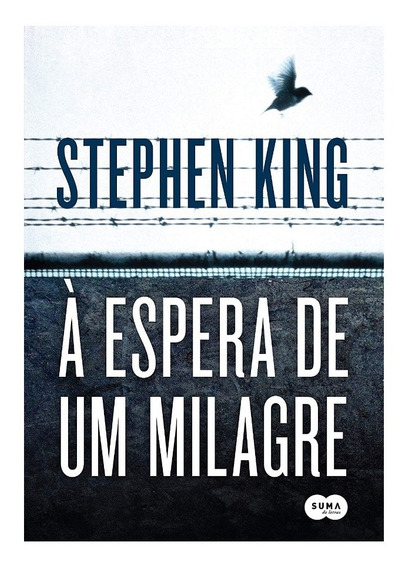 Livro - À Espera De Um Milagre Stephen King