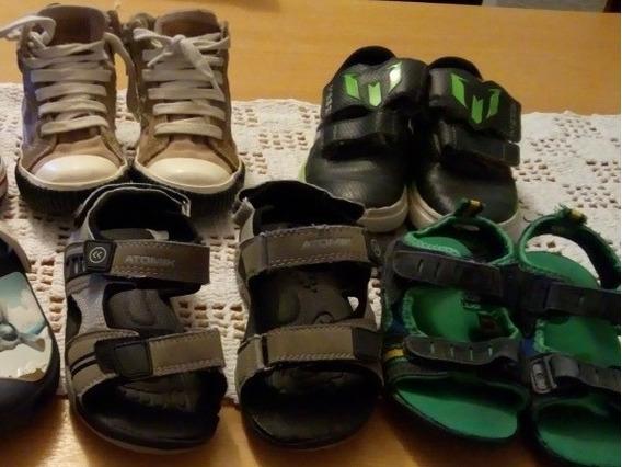 Zapatillas Sandalias Mimo adidas Importadas Niños