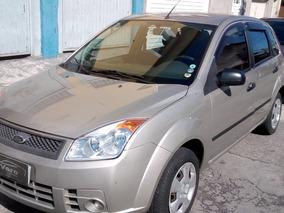 Ford Fiesta 1.6 Flex 5p Completo Menos Ar - Baixo Km - 2014
