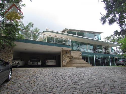 Casa A Venda No Bairro Centro Em Arujá - Sp.  - 737-1