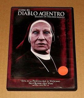 Con El Diablo Adentro Dvd The Devil Inside Exorcismo Terror